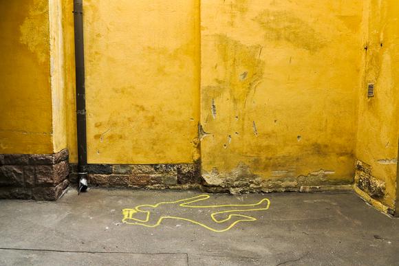 helsinki crime scene