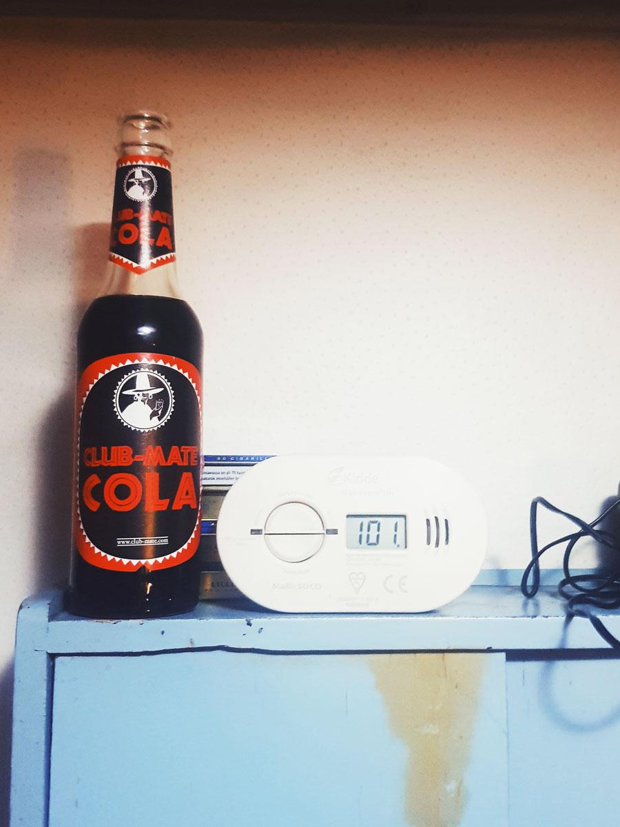 #641 – Colaa ja häkää